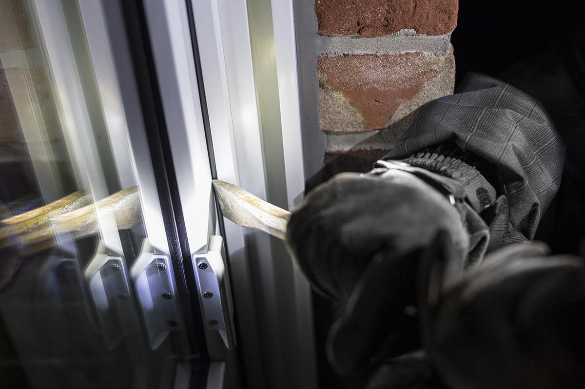 Einbruch Einbrecher Diebstahl Fenster Tu?r sicher