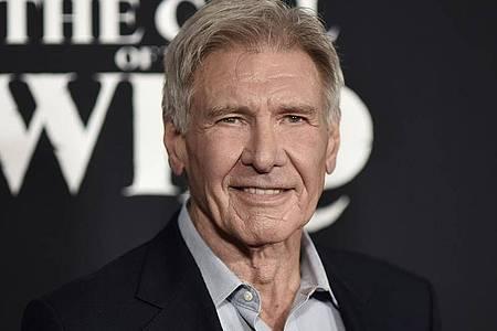 Die «Indiana Jones»-Fortsetzung Harrison Ford wurde wegen der Corona-Krise verschoben. Foto: Richard Shotwell/Invision/AP/dpa