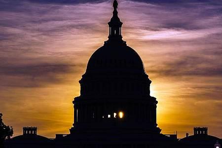 Ein Kongressausschuss untersucht den Angriff auf das Kapitol vor gut neun Monaten. Foto: J. Scott Applewhite/AP/dpa