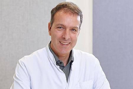 Prof. Jörg Dötsch ist Präsident der Deutschen Gesellschaft für Kinder- und Jugendmedizin. Foto: MFK Uniklinik Köln/DGKJ/dpa-tmn