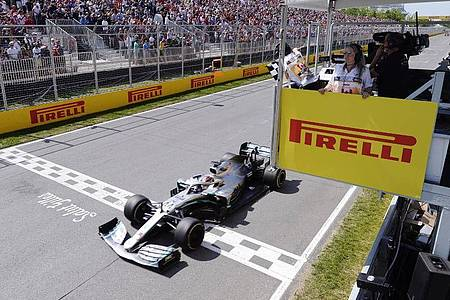 Der Formel-1-Zirkus steht noch längere Zeit still. Foto: Paul Chiasson/The Canadian Press/AP/dpa