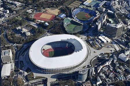 Das IOC lässt weiter keinen Zweifel am Festhalten an der Austragung der Olympischen Spiele in Tokio aufkommen. Foto: kyodo/dpa