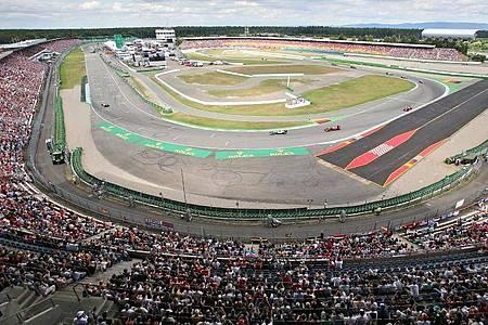 Auch 2022 wird kein Formel-1-Rennen auf dem Hockenheimring stattfinden. Foto: Jan Woitas/dpa-Zentralbild/dpa