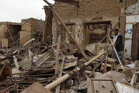Der Bürgerkrieg im Jemen tobt seit 2014. Foto: Mohammed Mohammed/XinHua/dpa