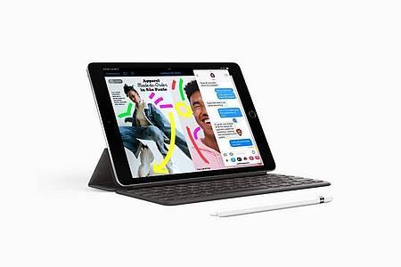 Auch das klassische iPad wurde aufgerüstet. Foto: Apple Inc./dpa-tmn