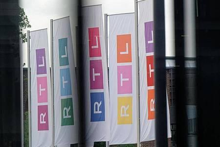 Bei RTL wird es bunt. Foto: Henning Kaiser/dpa