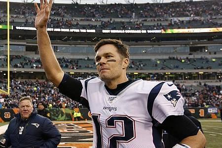 Football-Star Tom Brady verlässt die New England Patriots. Foto: Frank Victores/FR170726 AP/dpa