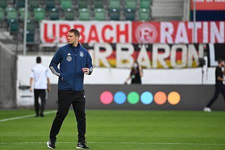 Manuel Neuer könnte ins deutsche Tor zurückkehren. Foto: Sven Hoppe/dpa