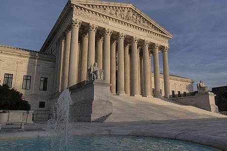 Der Oberste Gerichtshof der USA hat das neue Abtreibungsgesetz in Texas nicht gekippt. Foto: J. Scott Applewhite/AP/dpa