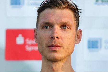 Wird seine Karriere nach der Straßenrad-WM in Flandern beenden: Tony Martin. Foto: Jan Woitas/dpa-Zentralbild/dpa