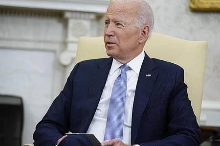 US-Präsident Joe Biden. Foto: Evan Vucci/AP/dpa