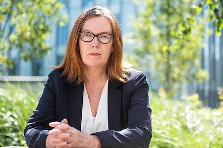 Sarah Gilbert ist die Entwicklerin des Astrazeneca-Impfstoffes. Foto: John Cairns/University Of Oxford/PA Media/dpa