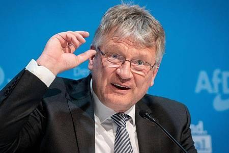 Der langjährige AfD-Chef Jörg Meuthen. Foto: Kay Nietfeld/dpa