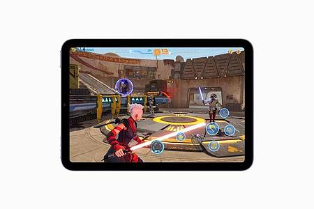 Viel Leistung und dabei handlich: Das iPad mini könnte vor allem für Spieler interessant werden. Foto: Apple Inc./dpa-tmn