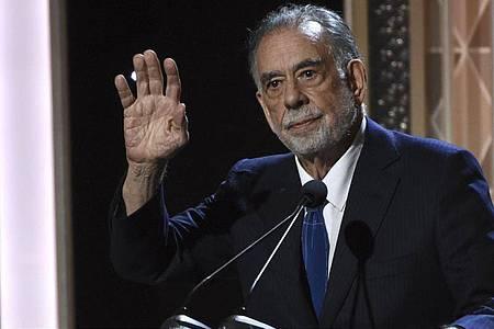 Francis Ford Coppola bei der Verleihung der Hollywood Film Awards 2019. Foto: Chris Pizzello/Invision/AP/dpa