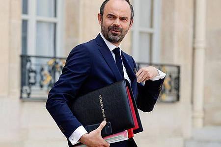 Édouard Philippe ist einer der beliebtesten Politiker Frankreichs. Foto: Francois Mori/AP/dpa