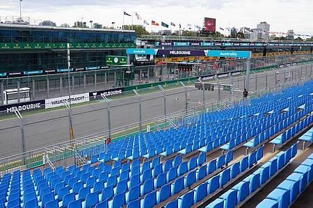 Die Formel 1 denkt über Rennen ohne Zuschauer nach. Foto: Scott Barbour/AAP/dpa