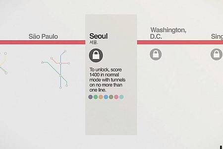 Neue Herausforderungen:Wer eine U-Bahn in Seoul bauen will, muss dafür erst einmal 1400 Passagiere in einer anderen Stadt bewegt haben. Foto: Dinosaur Polo Club/dpa-tmn