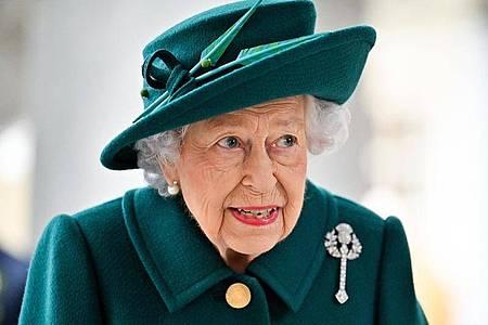 Königin Elizabeth II. ruft die Politik zum Handeln gegen die Erderwärmung auf. Foto: Jeff J Mitchell/PA Wire/dpa
