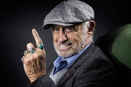 Jean-Paul Belmondo ist imAlter von 88 Jahren gestorben. Foto: Joel Saget/AFP/dpa