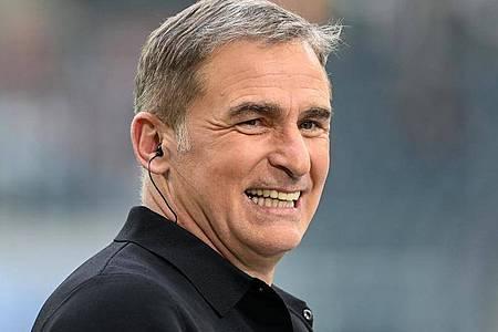 Kandidat für den Posten des türkischen Nationaltrainers: Stefan Kuntz. Foto: Federico Gambarini/dpa
