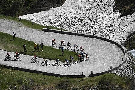 Auch die Tour de Suisse findet in diesem Jahr nicht statt. Foto: Gian Ehrenzeller/KEYSTONE/dpa