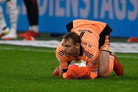 Der FC Bayern München muss gegen Köln auf Torwart Manuel Neuer verzichten. Foto: Bernd Thissen/dpa