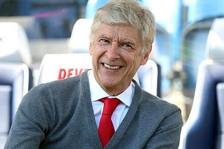 Arsène Wenger, Direktor der Technischen Beratungsgruppe des Weltverbands FIFA. Foto: Mike Egerton/PA Wire/dpa