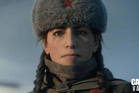 In «Call of Duty: Vanguard» steht eine russische Soldatin in der Zeit des Zweiten Weltkriegs im Mittelpunkt. Foto: Activison/Blizzard/dpa-tmn