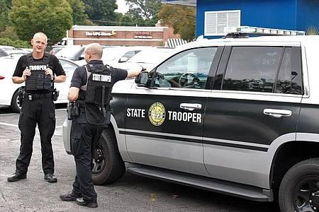 Im US-Bundesstaat North Carolina wurde ein Schüler getötet. Foto: Skip Foreman/AP/dpa