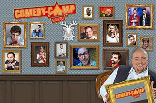 Künstler der Comedy-Camp Tour 2019