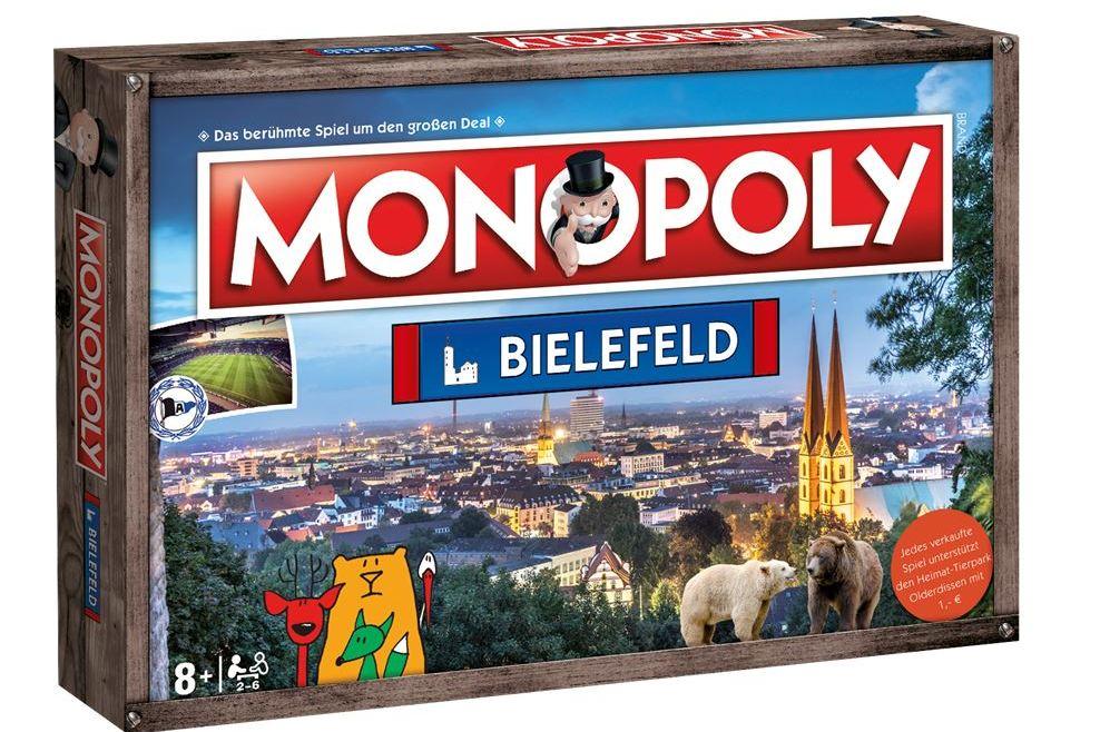 Monopoly Bielefeld-Edition