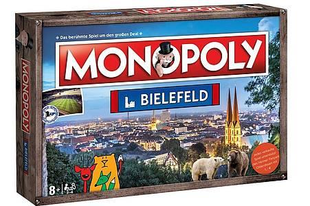 Monopoly Bielefeld Edition