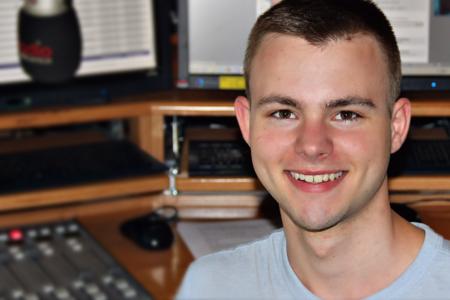 Radio Bielefeld am Morgen: Jonas Becker