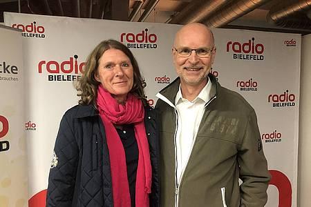 Professor Werner Bader  mit Frau