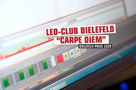 Bielefeld-Preis: Leo-Club Carpe Diem