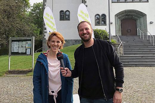 Gewinnerin der HÖVÅG Taschenfederkernmatratze