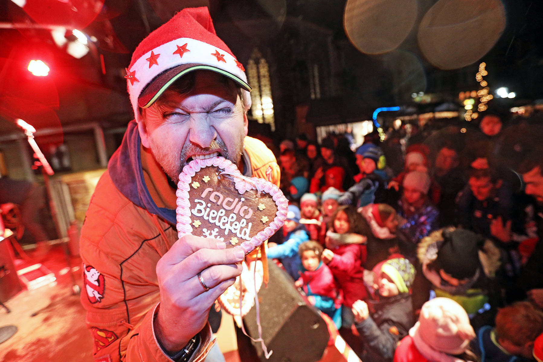 Radio Bielefeld Weihnachtsmarkt
