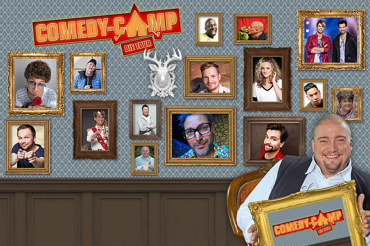 Comedy Camp - Die Tour 2019
