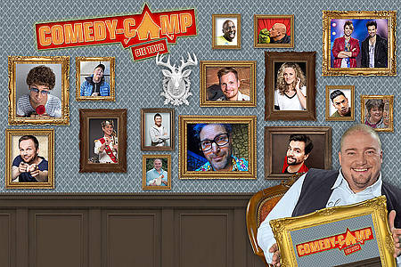 Comedians der Comedy Camp Tour 2019