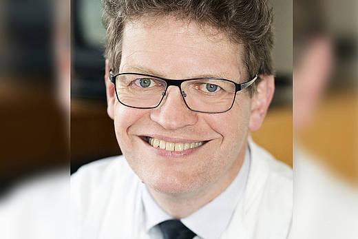 Portrait von Dr. med. Bertram Ruprecht