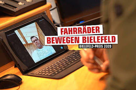 Bielefeld-Preis: FBB - Fahrräder bewegen Bielefeld e.V.
