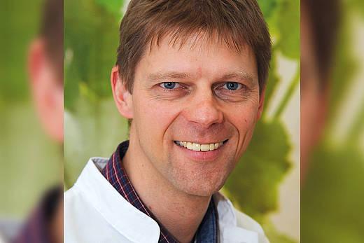 Portrait von Dr. Johannes Kleideleiter