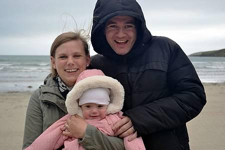 Halina und ihre Familie