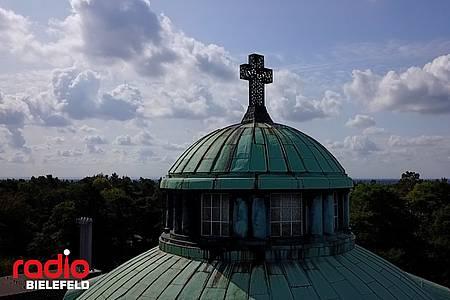 Kapelle Sennefriedhof Bielefeld