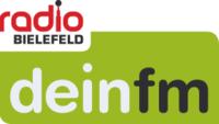 Radio Bielefeld deinfm Logo