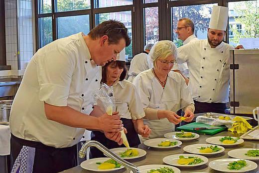 Kochen mit Klaus Gollan