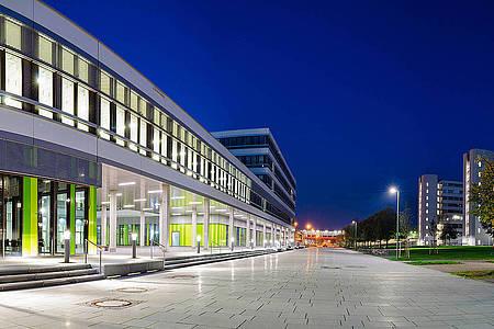 Campus Bielefeld Uni