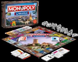 Die Monopoly Bielefeld-Edition